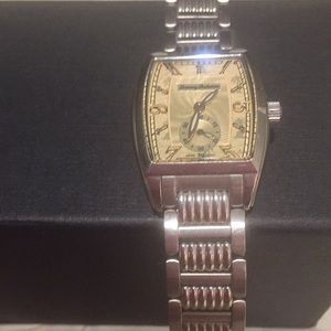 Tommy Bahama silver watch